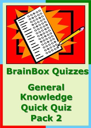 BrainBox Quizzes General Knowledge Quick Quiz Pack 2