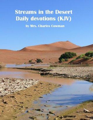 Streams in the Desert, KJV