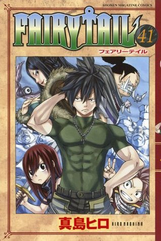 Fairy Tail, Vol. 41 (Fairy Tail, #41)