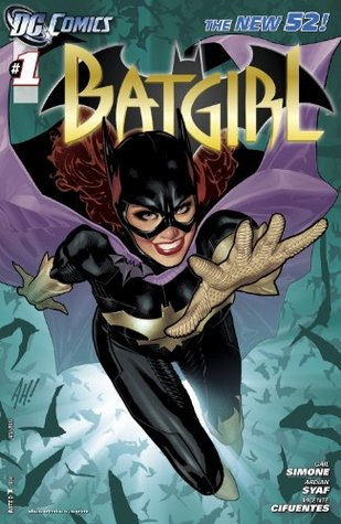 Batgirl #1 (The New 52 Batgirl, #1)