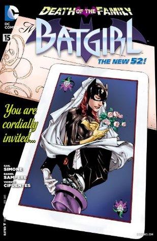 Batgirl #15 (The New 52 Batgirl, #15)