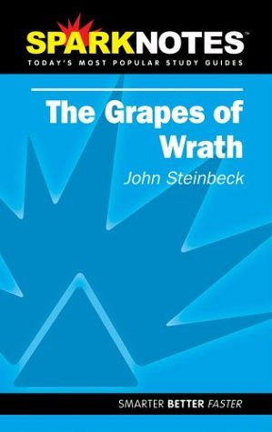 The Grapes of Wrath (SparkNotes Literature Guide)