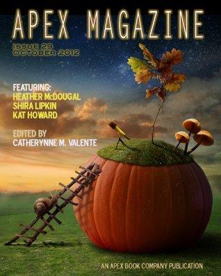 Apex Magazine - October 2012 (Issue 29)