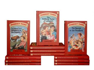 Bobbsey Twins Complete Series Set, 1-12