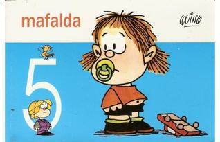 Mafalda 5 (Mafalda #5)