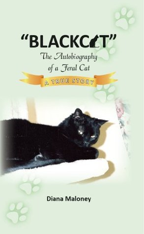 """""""Blackcat"""" The Autobiography of a Feral Cat"""