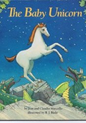 The Baby Unicorn Book by Jean Marzollo
