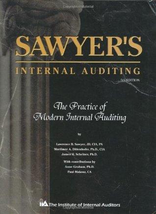 Sawyer's Internal Auditing: The Practice of Modern Internal Auditing