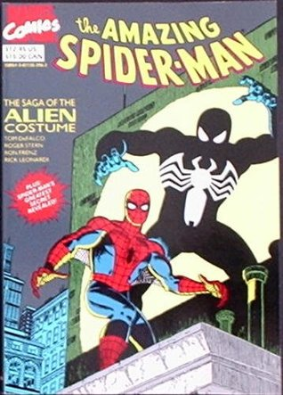The Amazing Spider-Man: The Saga of the Alien Costume