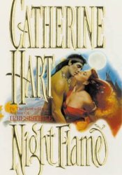 Night Flame Book by Catherine Hart