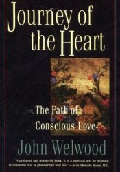 Journey of the Heart: The Path of Conscious Love Book by John Welwood