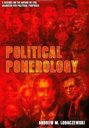 Political Ponerology Book by Andrew M. Lobaczewski