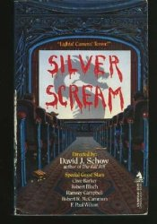 Silver Scream Book by David J. Schow