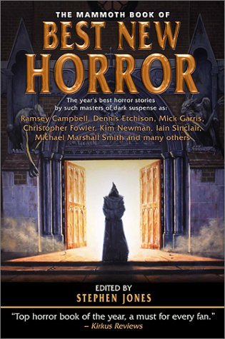 The Mammoth Book of Best New Horror, #12