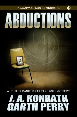 Image result for Abductions Series by J.A. Konrath