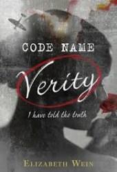 Code Name Verity (Code Name Verity, #1) Book