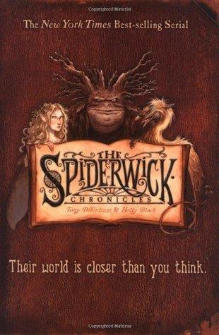 The Spiderwick Chronicles Box Set (The Spiderwick Chronicles, #1-5)