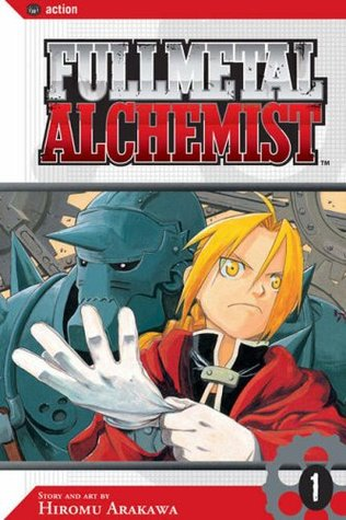 Image result for fullmetal alchemist vol 1