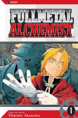 Image result for fullmetal alchemist vol 1