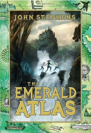 The Emerald Atlas (The Books of Beginning, #1)