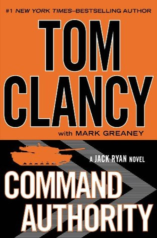 Command Authority (Jack Ryan, #9)