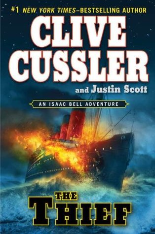 Image result for the thief cussler