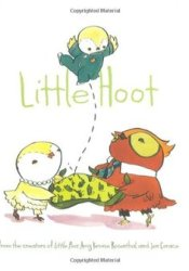Little Hoot Book by Amy Krouse Rosenthal