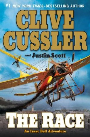 Image result for cussler the race