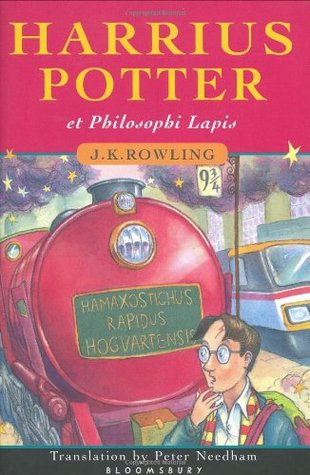 Harrius Potter et Philosophi Lapis