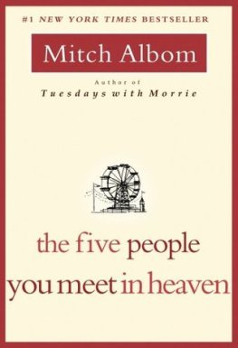 Image result for the five people you meet in heaven