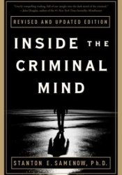 Inside the Criminal Mind Book by Stanton E. Samenow