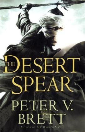 The Desert Spear Book Cover