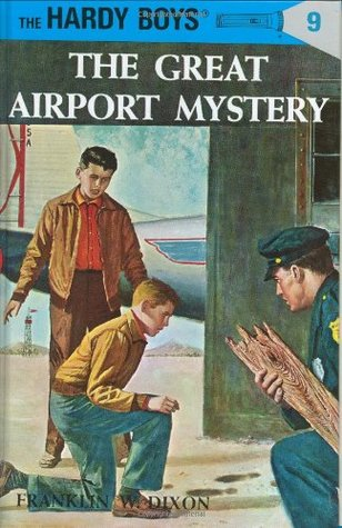 The Great Airport Mystery (The Hardy Boys, #9)