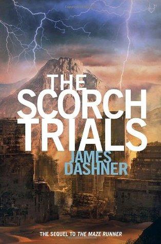 The Scorch Trials (The Maze Runner, #2)
