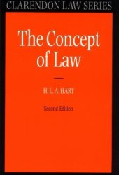 The Concept of Law (Clarendon Law Series) Book
