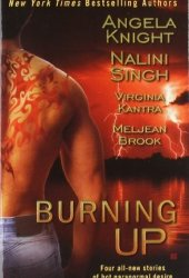 Burning Up (Children of the Sea #3.5; Psy-Changeling #0.6; Iron Seas #0.5) Book