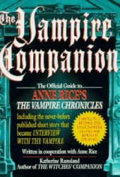 The Vampire Companion Pdf Book
