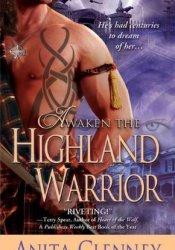 Awaken the Highland Warrior (Connor Clan, #1) Book by Anita Clenney