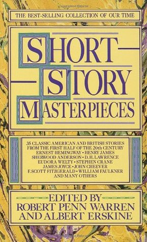 Short Story Masterpieces: 35 Classic American and British Stories from the First Half of the 20th Century