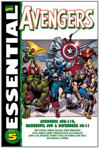 Essential Avengers, Vol. 5