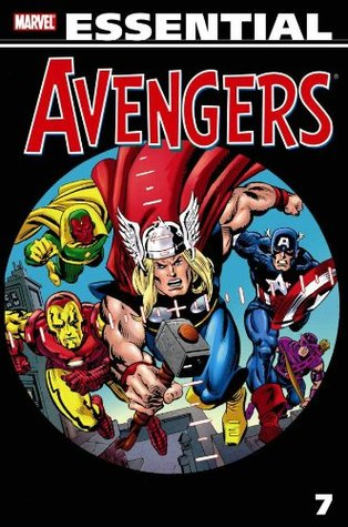 Essential Avengers, Vol. 7