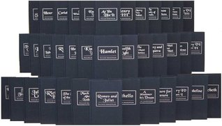 World of Shakespeare: The Complete Plays and Sonnets of William Shakespeare (38 Volume Library)