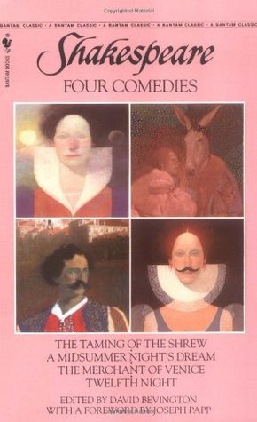 Four Comedies: The Taming of the Shrew, A Midsummer Night's Dream, The Merchant of Venice, Twelfth Night
