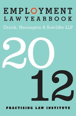 Employment Law Yearbook 2012