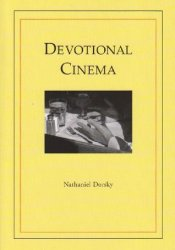Devotional Cinema Book by Nathaniel Dorsky