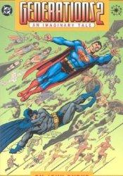 Superman & Batman: Generations 2, An Imaginary Tale Book by John Byrne