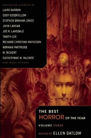 The Best Horror of the Year Volume Three