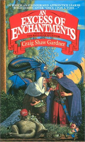 An Excess of Enchantments (The Ballad of Wuntvor, #2)