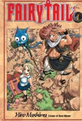 Fairy Tail, Vol. 1 (Fairy Tail, #1) Book