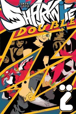 Sharknife Vol. 2: Sharknife ZZ